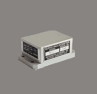 Radiation resistant inclinometer